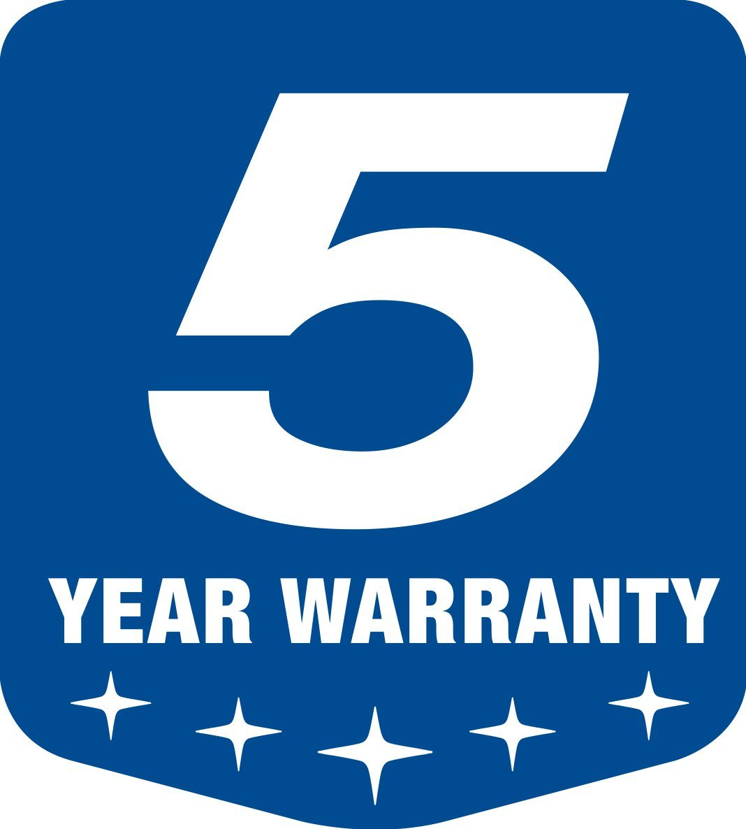 Subaru 5 year Warranty logo