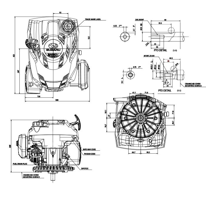 Subaru Ea V Dimensional Diagram on Overhead Cam Engine Diagram