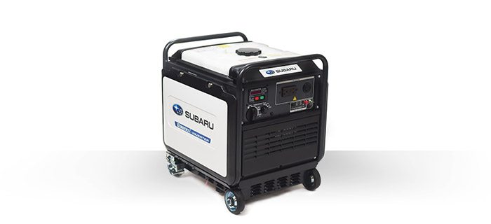 RG3200iS 3200 watt Subaru inverter generator