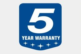 Subaru 5-Year Warranty