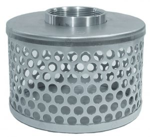 strainer for 2,3,4in cent,ST, HP